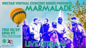 NVCS presents MARMALADE (Live Stream)