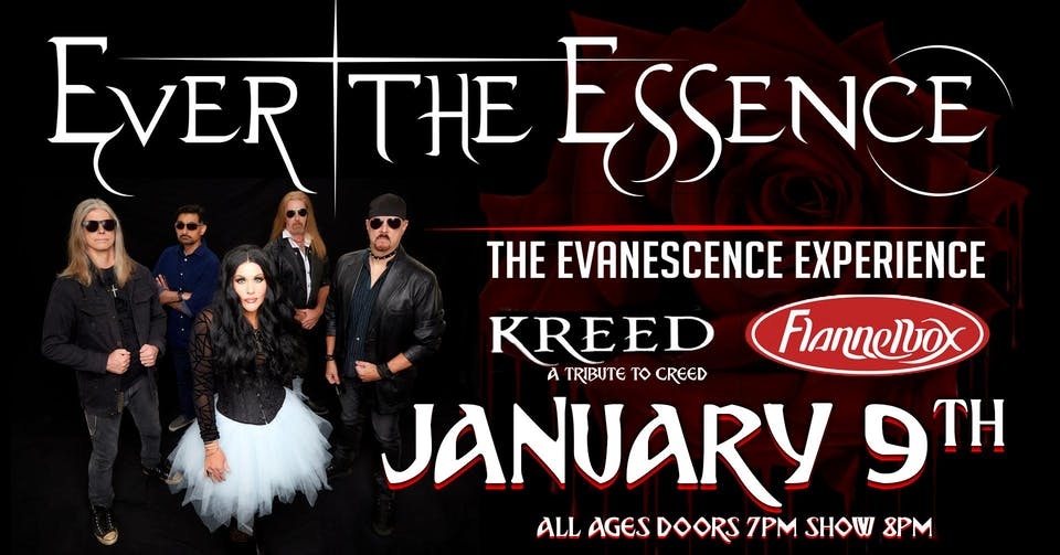 Ever The Essence - The Evanescence Experience