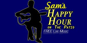 Sam's Happy Hour on The Patio with Sean Slater