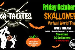 "The Skatalites ""Skalloween"" Worldwide Virtual Tour"