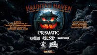 Haunted Haven: A Night of Ghouls Ghosts and Bass