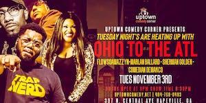 Ohio to Atlanta Comedy Tour