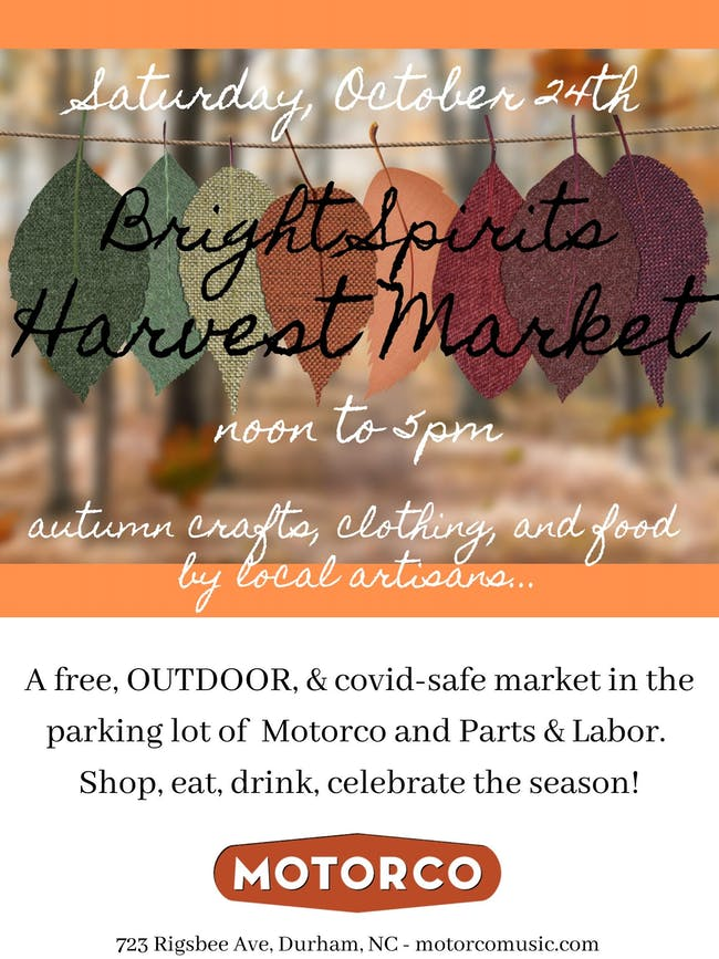 Bright Spirits Harvest Market