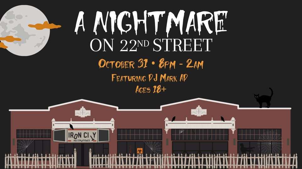 A Nightmare on 22nd Street: Halloween Party