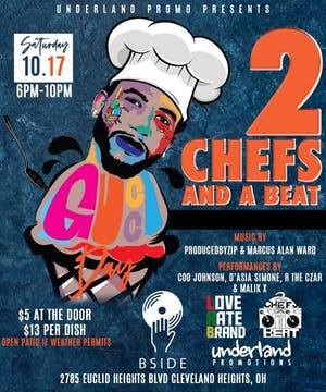 2 Chefs & a Beat