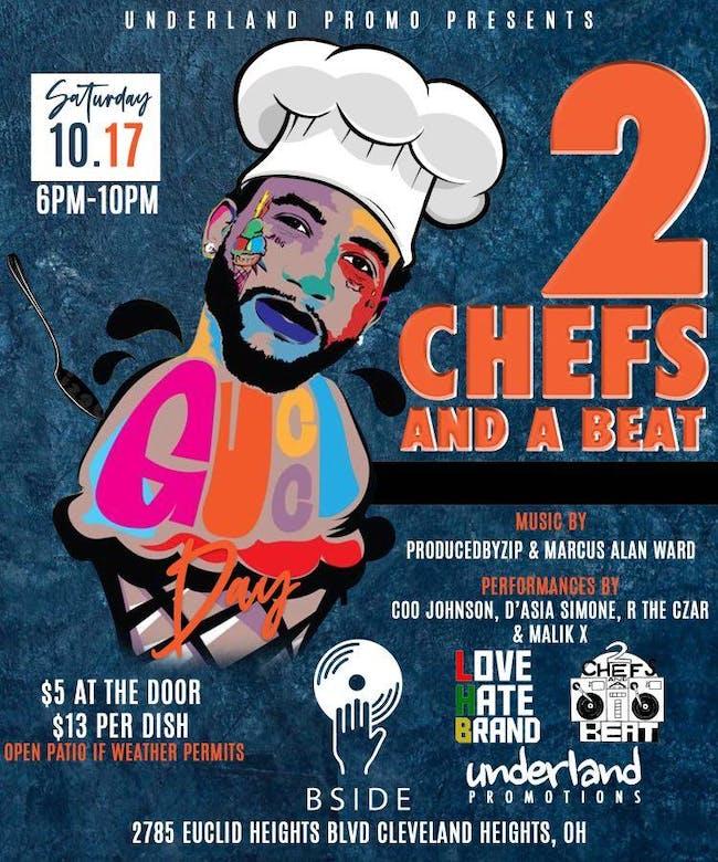 2 Chefs & a Beat
