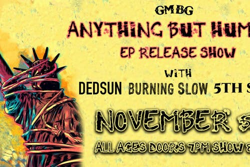Anything But Human - EP Release Show