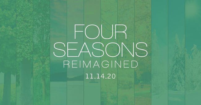 Bravo II - Four Seasons Reimagined