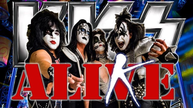 KISS ALIKE - A Tribute to KISS
