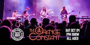 PATIO SHOW: The Orange Constant