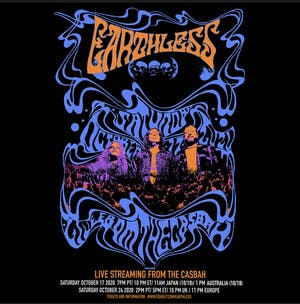 Earthless - Live Stream from the Casbah