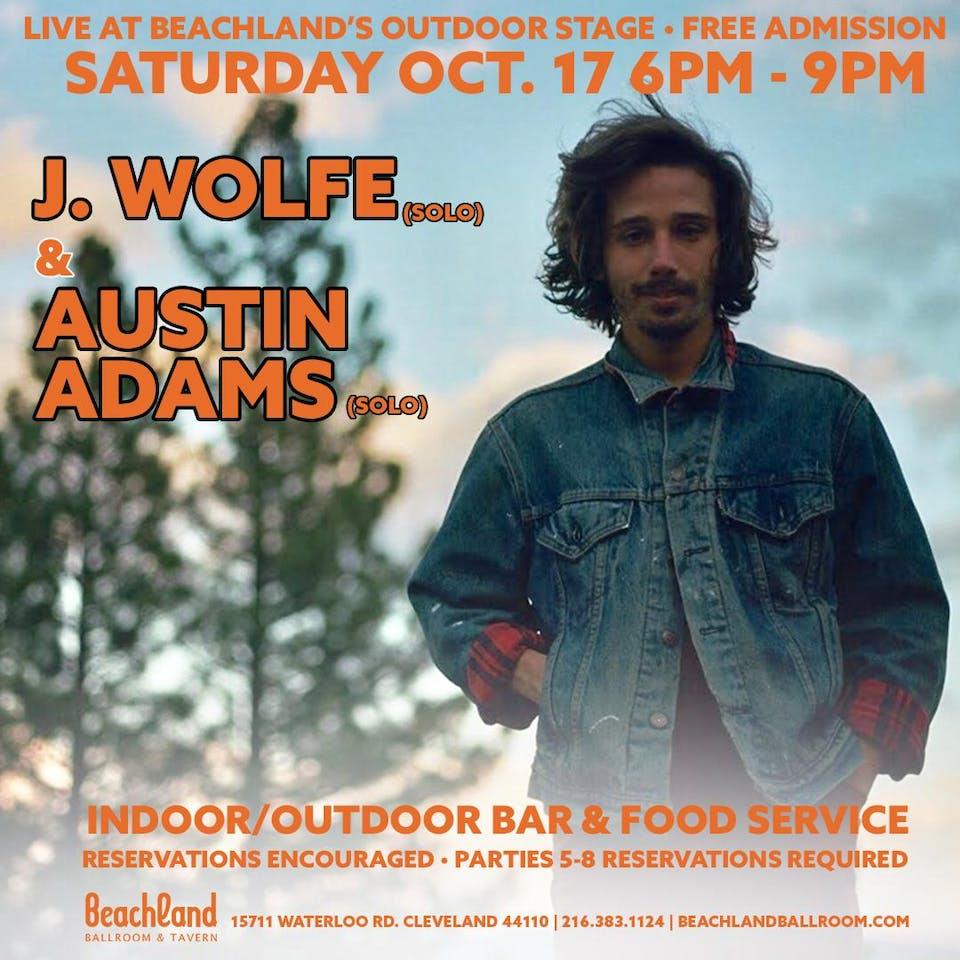 J.Wolf & Austin Adams