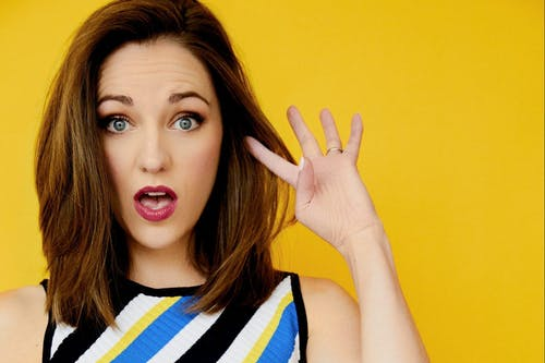 Laura Osnes: The Paths Not Taken Streamed From Birdland!