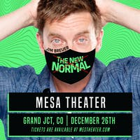 Jim Breuer Presents The New Normal(Early Show)