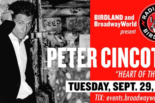 """Peter Cincotti """"Heart of the City"""" Streamed from Birdland On Demand!"""