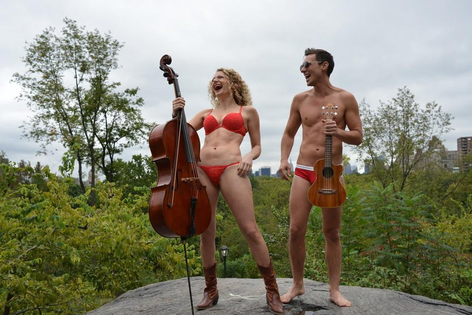 "The Skivvies: ""Classic Undie Rock"" Streamed from Birdland On Demand!"