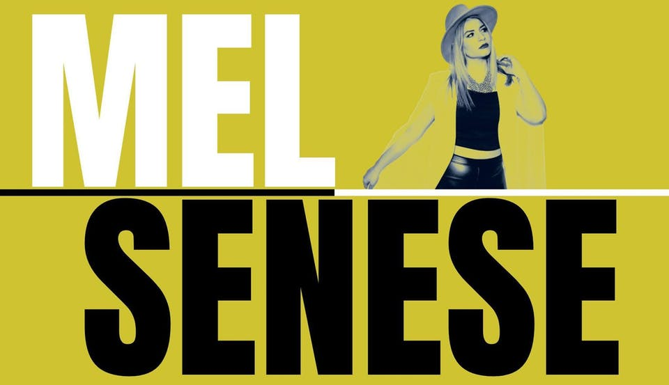 Mel Senese on Halloween Eve!