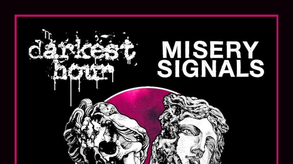 Darkest Hour & Misery Signals - Livestream