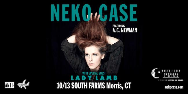 Neko Case featuring A. C. Newman