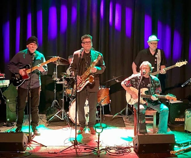 Blues Night with The Mystic Alpacas and Blues on the Loose!
