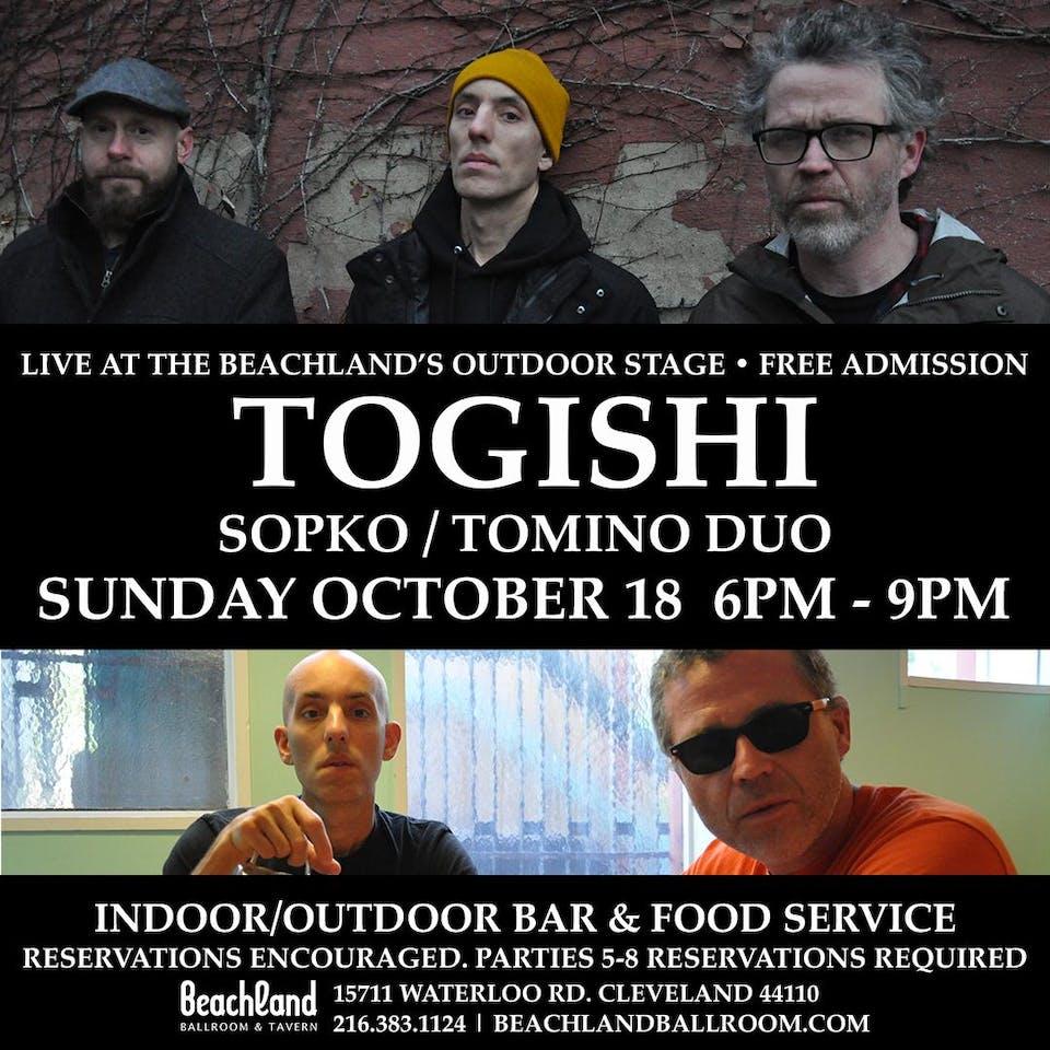 Togishi • Sopko / Tomino Duo
