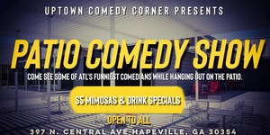 Sunday at 6 Patio Comedy Show