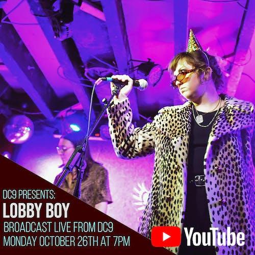 Lobby Boy