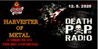 Harvester of Metal & Death Pop Radio Live At Brauer House!