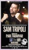 Stand Up Comedy W/ Sam Tripoli Live!