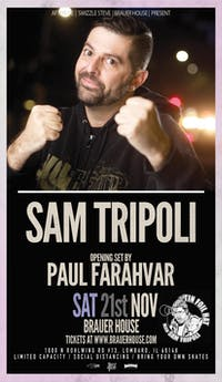 Stand Up Comedy W/ Sam Tripoli Live!