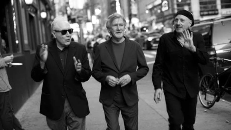 The Alan Broadbent Trio Streamed from Birdland