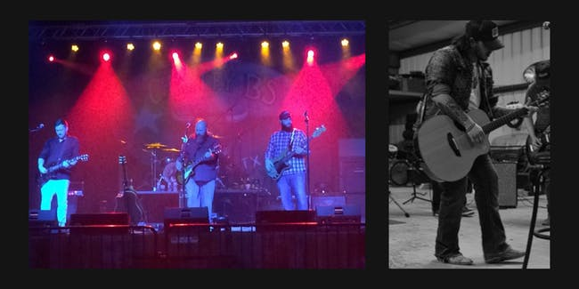 The Shane Rogers Band & Rob Brooks Band