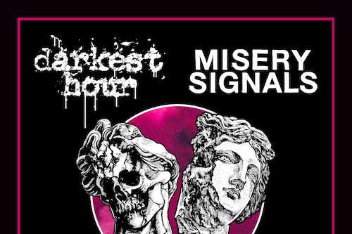 Darkest Hour, Misery Signals - Livestream