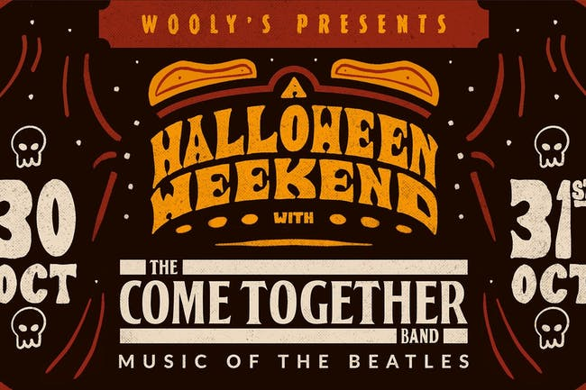 A Halloween Weekend With The Come Together Band: Music Of The Beatles