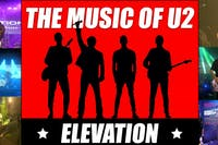 Elevation - The U2 Tribute | APPROACHING SELLOUT - BUY NOW!