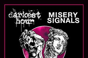 Darkest Hour Livestream : Darkest Hour & Misery Signals
