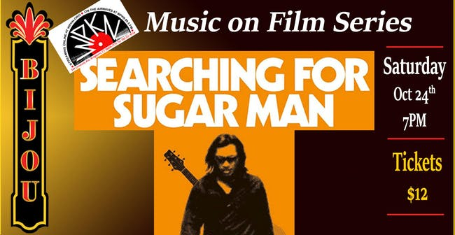 WPKN's Music on Film Series - Searching for Sugarman