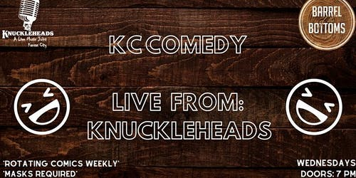 KC Comedy: Live from Knuckleheads