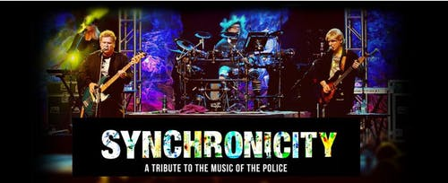 Synchronicity (Tribute to The Police) & Begin the Begin (Tribute to REM)