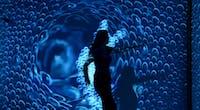 Conversations: Immersive Cinematic Experience - Video Art Installation