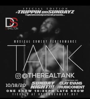 Trippin on Sundayz Headlined by  R & B Artist Tank