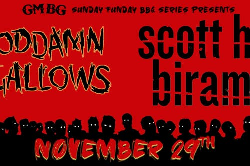 Sunday  FUNday BBQ Series  Ft. The Goddamn Gallows