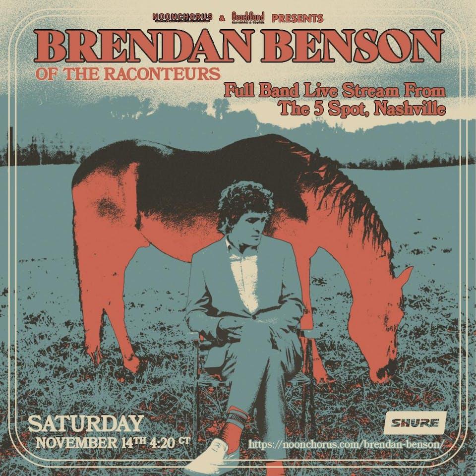 Brendan Benson - Livestream