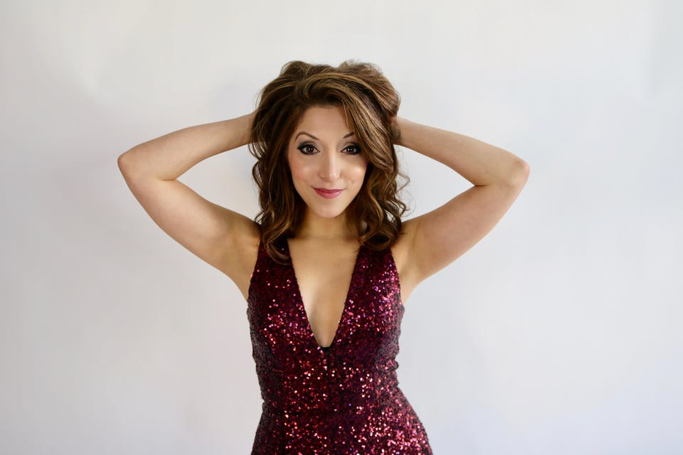 Christina Bianco Streamed From Birdland!