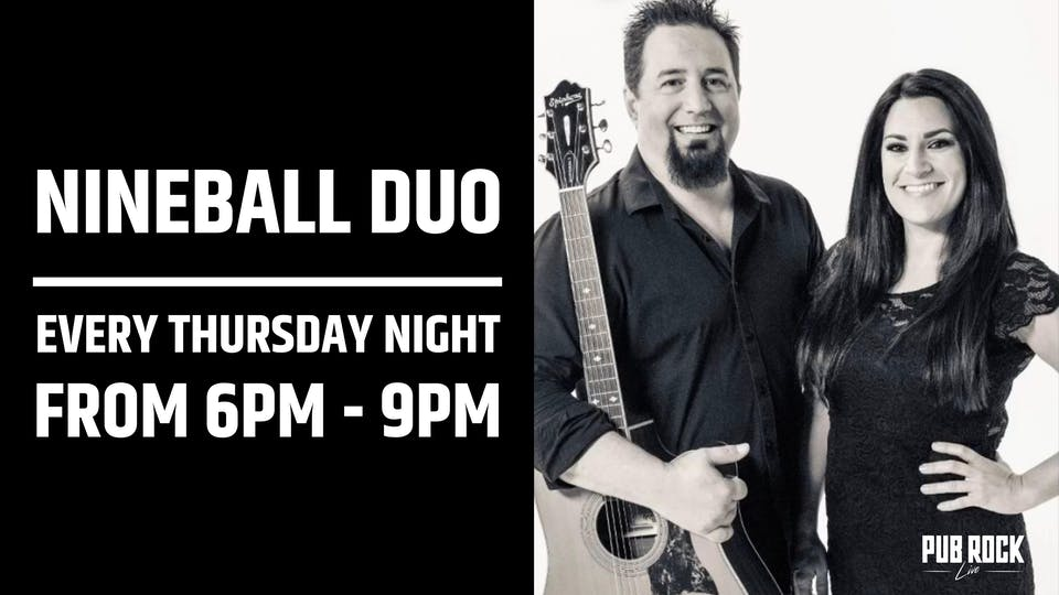 BUTTS in SEATS Acoustic Series Featuring Marty and Natalie of Nineball