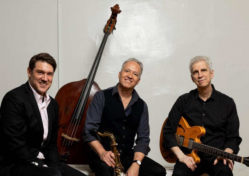 Ben Allison with Ted Nash and Steve Cardenas