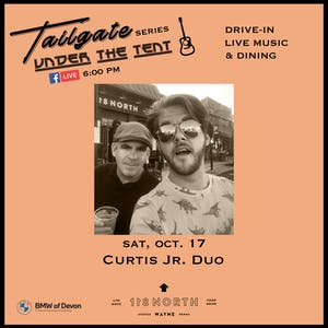 Curtis Jr. Duo - Tailgate From Under The Tent Series