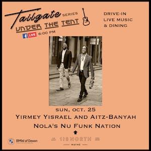 Yirmey Yisrael & Aitz-Banyah (NOLA NuFunk Nation) - Tailgate Under The Tent