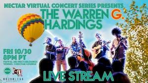 NVCS presents THE WARREN G. HARDINGS (live stream)
