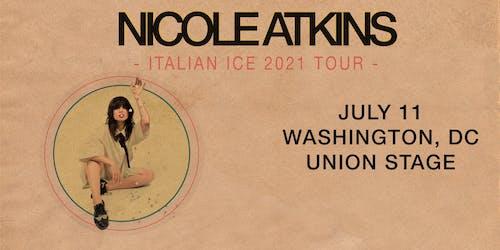Nicole Atkins - Italian Ice 2021 Tour